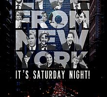 Live From New York, Saturday Night Live by icetown