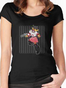 Rowdy Roddimus Prime Women's Fitted Scoop T-Shirt