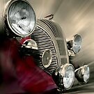 Lights and Chrome by Geoff Carpenter