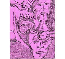 energetic enigma Photographic Print