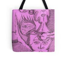 energetic enigma Tote Bag