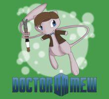 Doctor Mew Baby Tee
