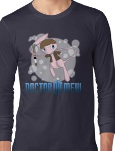 Doctor Mew Long Sleeve T-Shirt