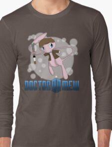 Doctor Mew Long Sleeve T-Shirt