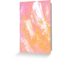 Abstract 1106 Greeting Card