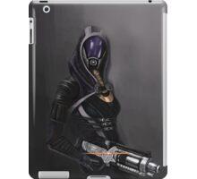 She has a shotgun iPad Case/Skin