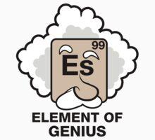 Einstein, Witty Geek Kids Clothes