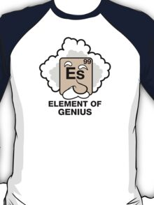 Einstein, Witty Geek T-Shirt