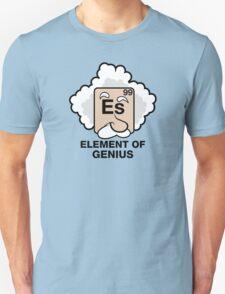 Einstein, Witty Geek Unisex T-Shirt