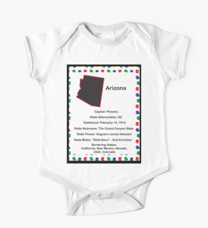Arizona Information Kids Clothes