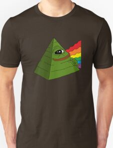 illumination Pepe frog Merch T-Shirt