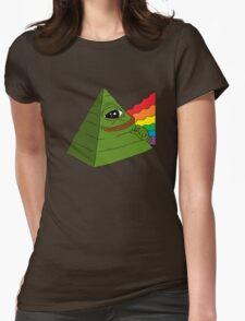 illumination Pepe frog Merch T-Shirt