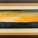 Horizon I: Sunset by james black