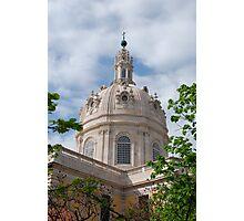 Basilica Da Estrela in Lisbon Photographic Print