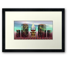 Essence of Divine Reality  Framed Print