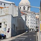 Santa Engracia church in Lisbon by luissantos84