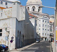 Santa Engracia church in Lisbon by luissantos84