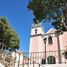 Church of Santos-O-Velho in Lisbon by luissantos84