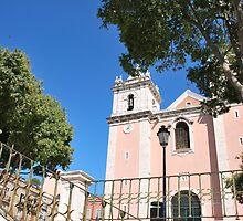 Church of Santos-O-Velho in Lisbon by luissantos84