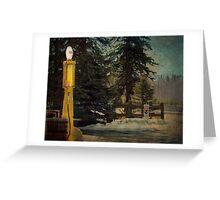 Alberta-The Cowboy Trail Greeting Card