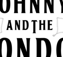 Johnny And The Moondogs Sticker