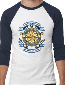 No Guts, No Glory Men's Baseball ¾ T-Shirt