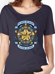 No Guts, No Glory Women's Relaxed Fit T-Shirt