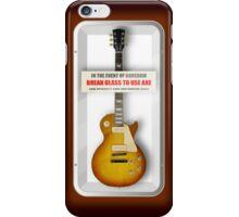 Axe 1 Buckedhum iPhone Case/Skin
