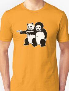 Funny! Pulp Pandas T-Shirt