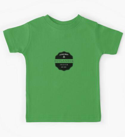 Outlander Badge Kids Tee