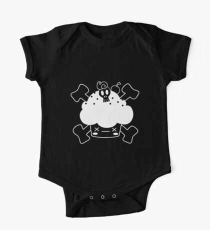 Evil Cupcake of DOOM! Warm clothes One Piece - Short Sleeve