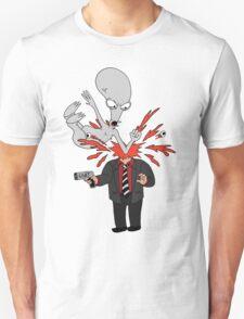 AMERICAN DAD - ROGER SLAM T-Shirt