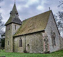 St Margaret's, Wychling by Dave Godden