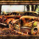 Cars by Richard  Gerhard