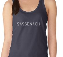 Sassenach Horizontal Women's Tank Top