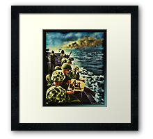 What We Fight For Framed Print