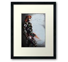 Our Commander Shepard Framed Print