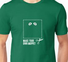 Make Your Own Muppet - Kermit Unisex T-Shirt
