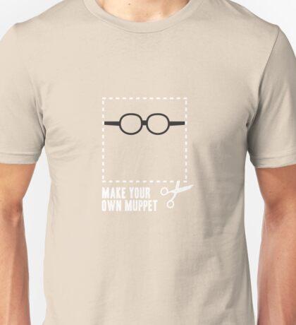 Make Your Own Muppet - Prof. Bunsen Unisex T-Shirt