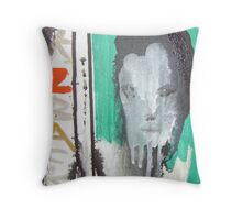 back to back 8 Throw Pillow
