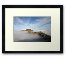 Stob Choire Claurigh, The Grey Corries, Fort William Framed Print
