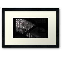 The Crime Framed Print