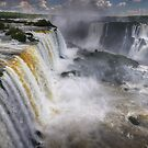 Waterfall Maelstrom by Peter Hammer