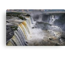 Waterfall Maelstrom Canvas Print