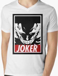 DOFLAMINGO ONE PIECE Mens V-Neck T-Shirt