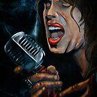 Steven Tyler by PaynesGrae