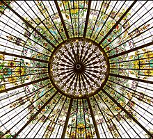 Incredible Ceiling by Greg Parfitt