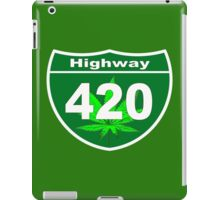 Highway 420 iPad Case/Skin