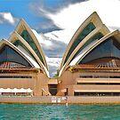 Sydney Opera House by Penny Smith