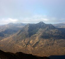 Beinn Dearg Mor, Fisherfield & Torridon by ScotLandscapes